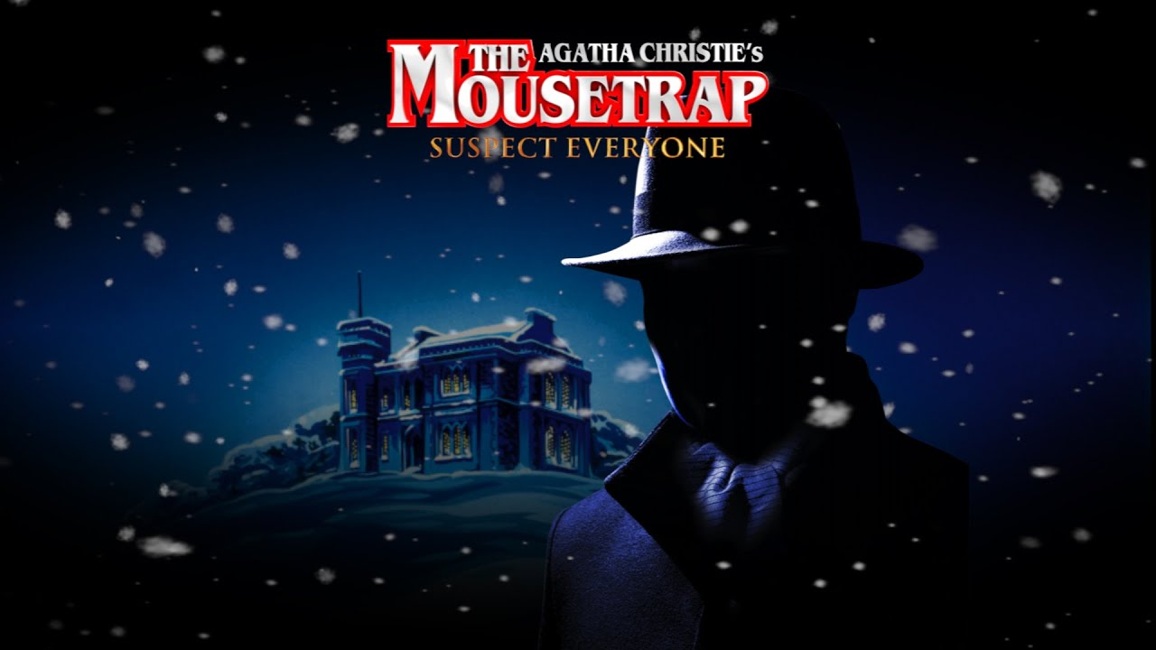 The Mousetrap - poster
